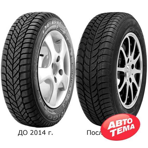 Зимняя шина DEBICA Frigo 2 - Интернет магазин резины и автотоваров Autotema.ua