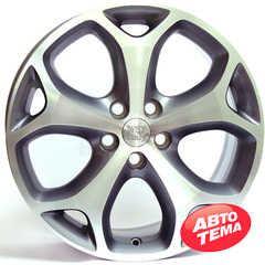 Купить WSP ITALY MAX-MEXICO W950 (ANT. POL.) R17 W7.5 PCD5x108 ET48 DIA63.4