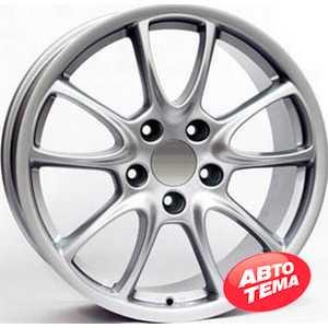 Купить WSP ITALY Corsair GT3/RS FL.F W1052 (SILVER - Серебро) R19 W8.5 PCD5x130 ET53 DIA71.6