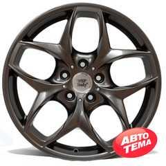 Купить WSP ITALY X5 4.8 Holywood W669 DARK SILVER R20 W11 PCD5x120 ET37 DIA74.1