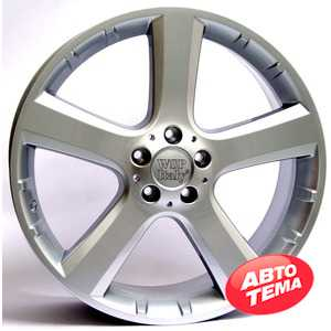 Купить WSP ITALY Copacabana W751 silver R20 W8.5 PCD5x112 ET56 DIA66.6