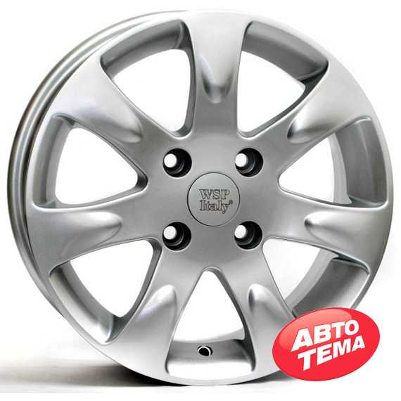 WSP ITALY AIDA W3702 (SILVER - серебро) - Интернет магазин резины и автотоваров Autotema.ua