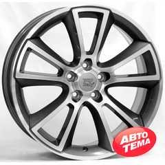 Купить WSP ITALY MOON W2504 HYP.ANT. R19 W8 PCD5x110 ET43 DIA65.1