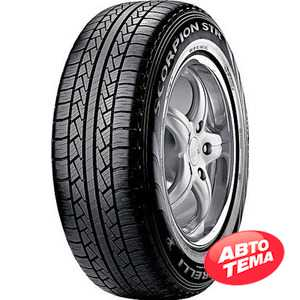 Купить Всесезонная шина PIRELLI Scorpion STR 255/65R16 109H