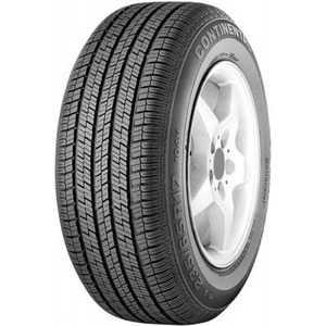 Купить Летняя шина CONTINENTAL Conti4x4Contact 265/60R18 110H