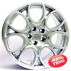 Купить WSP ITALY Savona W250 (SILVER - Серебро) R16 W7 PCD5x98 ET35 DIA58.1