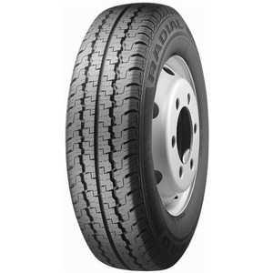 Купить Летняя шина KUMHO Radial 857 215/80R14C 112/110Q