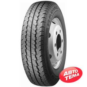 Купить Летняя шина KUMHO Radial 857 205/70R15C 106/104S