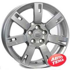 Купить WSP ITALY APPOLON W2356 SILVER R18 W8 PCD5x120 ET53 DIA72.6