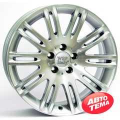 Купить WSP ITALY E MELBOURNE W753 SIL. POL. R17 W8 PCD5x112 ET35 DIA66.6