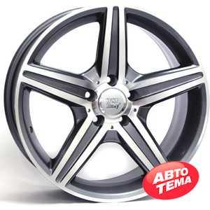 Купить WSP ITALY AMG CAPRI W758 ANT.POL. R17 W8 PCD5x112 ET47 DIA66.6