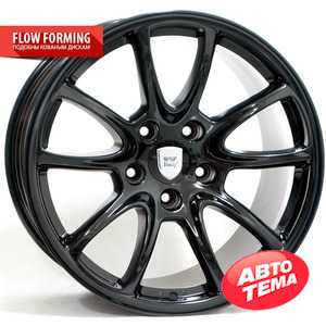 Купить WSP ITALY Corsair GT3/RS FL.F W1052 (BLACK - Черный) R19 W12 PCD5x130 ET51 DIA71.6