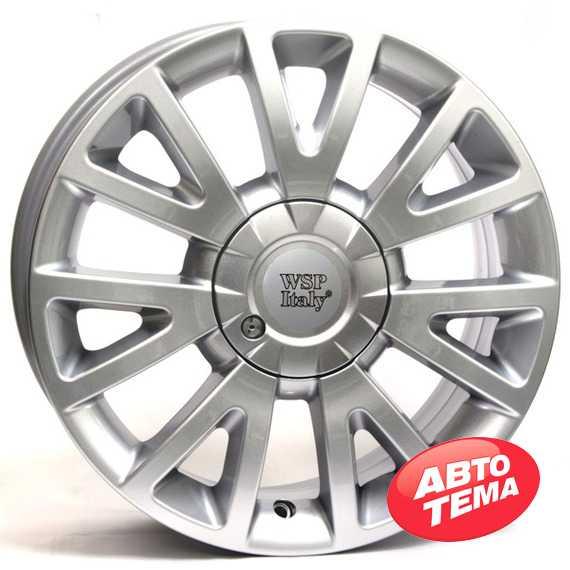 WSP ITALY ASSEN/Clio W3303 (HYP.SIL. - Гипер серебро) - Интернет магазин резины и автотоваров Autotema.ua
