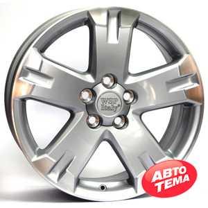 Купить WSP ITALY CATANIA W1750 (SIL. POL. - Серебро с полировкой) R18 W7.5 PCD5x114.3 ET45 DIA60.1