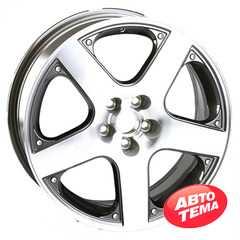Купить WSP ITALY SORRENTO W430 ANT. POL. R16 W7 PCD5x100 ET38 DIA57.1