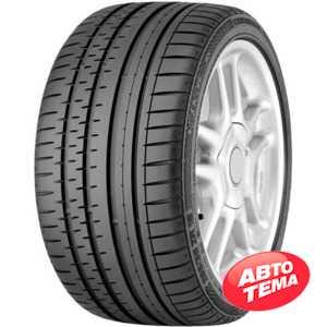 Купить Летняя шина CONTINENTAL ContiSportContact 2 265/45R20 104Y