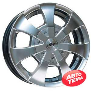 Купить RW (RACING WHEELS) H-216 HS R13 W4.5 PCD4x114.3 ET45 DIA69.1