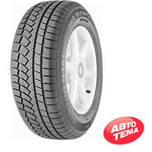 Купить Зимняя шина CONTINENTAL Conti4x4WinterContact 255/60R17 106H