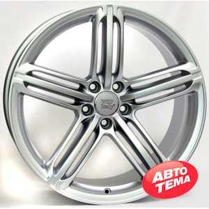 Купить WSP ITALY Pompei W560 (SILVER) R17 W8 PCD5x112 ET40 DIA57.1