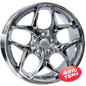 Купить WSP ITALY X5 4.8 Holywood W669 CHROME R19 W9 PCD5x120 ET48 DIA74.1