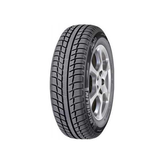 Зимняя шина MICHELIN Alpin A3 - Интернет магазин резины и автотоваров Autotema.ua