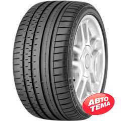 Купить Летняя шина CONTINENTAL ContiSportContact 2 275/40R19 101Y