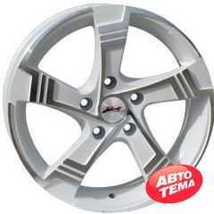 Купить RS WHEELS Wheels 5242TL MHS R14 W6 PCD4x108 ET38 DIA63.4