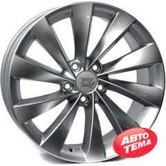 Купить WSP ITALY EMMEN W456 SILVER R16 W6.5 PCD5x112 ET42 DIA57.1