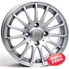 Купить WSP ITALY CERERE / Lacetti W3601 HYPER SILVER R15 W6 PCD4x114.3 ET44 DIA56.6