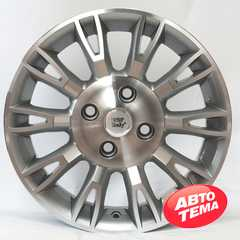 Купить WSP ITALY VALENCIA W150 (SIL. POL.) R15 W6 PCD4x100 ET45 DIA56.6