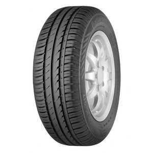 Купить Летняя шина CONTINENTAL ContiEcoContact 3 195/65R15 91T