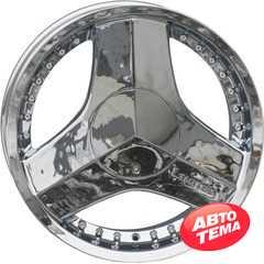 RS LUX Wheels L 617 CRV - Интернет магазин резины и автотоваров Autotema.ua
