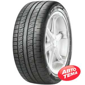 Купить Летняя шина PIRELLI Scorpion Zero Asimmetrico 235/65R17 104H
