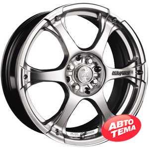 Купить RW (RACING WHEELS) H-245 GM/FP R16 W7 PCD10x108/114 ET40 DIA73.1