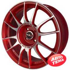 MAK XLR red mirror - Интернет магазин резины и автотоваров Autotema.ua