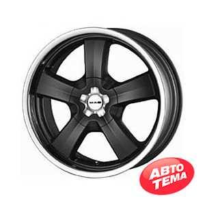 Купить MAK G-Five mat black R20 W9 PCD6x139.7 ET46 DIA67.1
