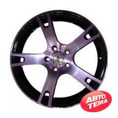 Купить RW (RACING WHEELS) H-335 BK-PPU/FP R18 W8 PCD5x114.3 ET45 DIA73.1
