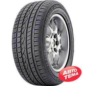 Купить Летняя шина CONTINENTAL ContiCrossContact UHP 295/45R19 109Y