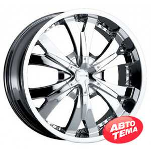 Купить MI-TECH (MKW) MK-53 CHROME R20 W8.5 PCD5x114.3/12 ET40