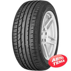 Купить Летняя шина CONTINENTAL ContiPremiumContact 2 205/50R16 87W