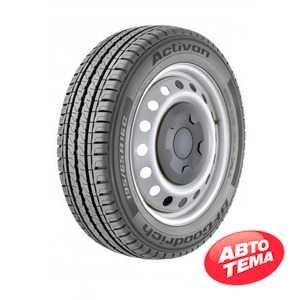 Купить Летняя шина BFGOODRICH ACTIVAN 195/75R16C 107R