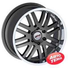 RS LUX Wheels 1041TL MG - Интернет магазин резины и автотоваров Autotema.ua