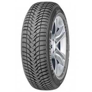 Купить Зимняя шина MICHELIN Alpin A4 165/70R14 81T