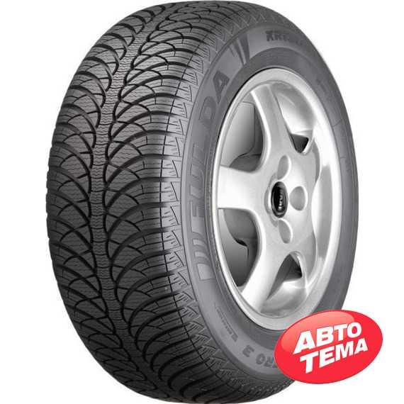 Зимняя шина FULDA Kristall Montero 3 - Интернет магазин резины и автотоваров Autotema.ua