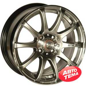 Купить ZW 355 HB6-Z R15 W6.5 PCD4x100/108 ET35 DIA73.1