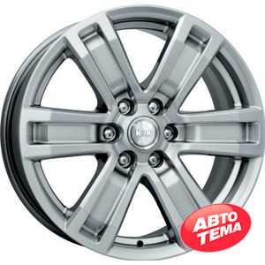 Купить КиК R7-Рольф Black Platinum R17 W7.5 PCD6x139.7 ET43 DIA108.1