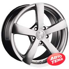 Купить RW (RACING WHEELS) H-337 HS R16 W7 PCD5x112 ET40 DIA66.6
