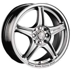 Купить RW (RACING WHEELS) H-126 HS R14 W6 PCD4x98 ET38 DIA58.6