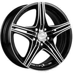 Купить RW (RACING WHEELS) H-464 BK-F/P R15 W6.5 PCD5x112 ET35 DIA66.6