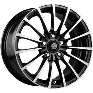 Купить RW (RACING WHEELS) H-429 BK/FP R16 W7 PCD5x100 ET40 DIA67.1